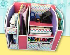 Diy desk 414331234467872024 - DIY: Beautiful Desk Organizer from Cardboard – Art & Craft Ideas Source by Cardboard Organizer, Cardboard Box Crafts, Desk Organization Diy, Diy Storage, Diy Organizer, Diy Desktop Organizer, Kids Craft Storage, Carton Diy, Diy Karton