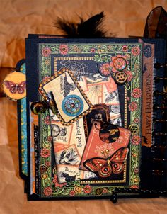 G45 steampunk spells mini - Janis Farabee - cover image (3 of 3)