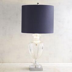 Maria Table Lamp Blue