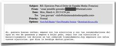 Testimonio 171 - Elimine Su Dolor de Espalda    http://www.eliminesudolordeespalda.com/blog    http://www.youtube.com/user/drjoseguevara