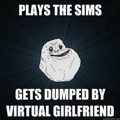 Sims 3! Haha