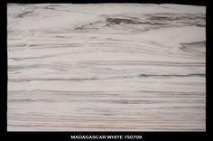 Madagascar White marble 3cm \ at graniteworksmd.com Stone Slab, Solid Surface, Madagascar, White Marble, Granite, Natural Stones, Kitchen Remodel, Hardwood Floors, This Is Us
