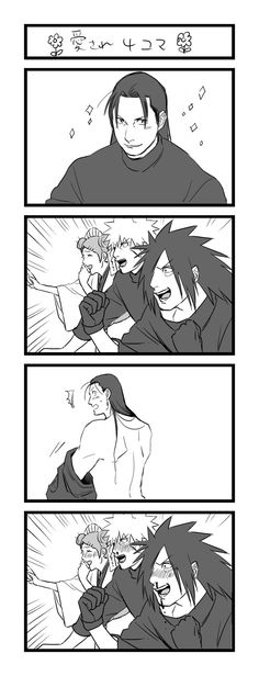 Madara control your impulses
