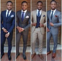 10 classic colour combinations for men (formal): let's get dressed Sharp Dressed Man, Well Dressed Men, Mens Fashion Suits, Mens Suits, Terno Slim, Suit Combinations, Herren Outfit, Men Formal, Classic Man