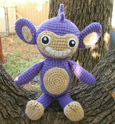 WolfDreamer: Aipom Plushie