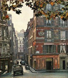 La rue Maître-Albert  (Paris 5ème)