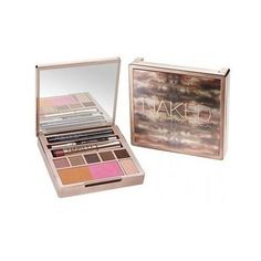 Urban Decay Naked On The Run Palette Limited Edition WITHOUT BOX #UrbanDecay