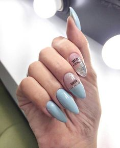 Here is Shellac Nail Designs Pictures for you. Shellac Nail Designs 37 shellac nails ideas trending now 2020 trends. Acrylic Nail Designs, Nail Art Designs, Nails Design, Blue Nails, My Nails, Shellac Manicure, Manicure Ideas, Acryl Nails, Nail Designs Pictures