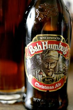 Wychwood Bah Humbug!....This spicy winter warmer will make you a believer!....Merry Christmas!!! #Beer