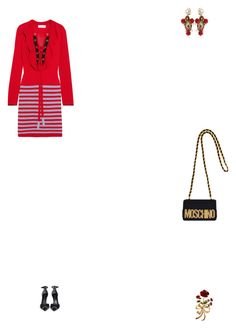 """Grace"" by zoechengrace on Polyvore featuring Sonia Rykiel, Alexander Wang, Moschino and Dolce&Gabbana"