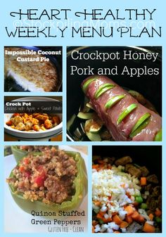 Heart healthy meals roundup heart healthy meals meals and heart heart healthy meals roundup heart healthy meals meals and heart healthy recipes forumfinder Images