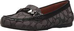 COACH Women's Olive Black Smoke/Black Shoe http://amzn.to/2jmP1SL