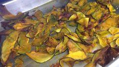 Chips de abóbora cabotia. Petê Camargo