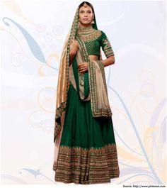 9 Sabyasachi Collection of Bridal Lehenga Choli, Wedding Lehengas