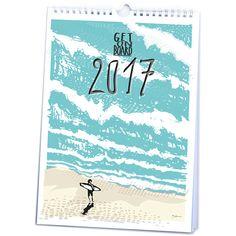 Our 2017 Funsporting calendar...
