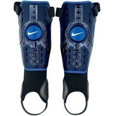 6eb955905a58 Nike T90 Protegga Soccer Shin Guards - Blue Blue