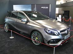 - 2015 MercedesBenz AMG Petronas World Championship Edition A45 Amg, Amg Petronas, World Championship, F1, Photos, Pictures, World Cup