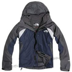 Soft The North Face Sale 3 in 1 WaterBlue Jacket Men Outlet TNF8139 Outlet