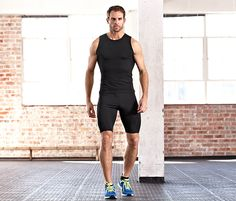 Krátké běžecké kalhoty
