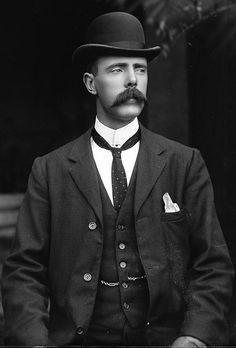 Un gentleman Anglais, 1907