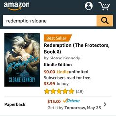I'm really happy to say that REDEMPTION Is Best Seller on Amazon...  many thanks to my amazing readers 😍❤  #1 in Books > Literature & Fiction > Erotica > LGBT #1 in Kindle Store > Kindle eBooks > Romance > Gay Romance #1 in Kindle Store > Kindle eBooks > Literature & Fiction > Gay Fiction  Buy link: Amazon link: http://a.co/eBGRrQg