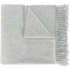Acne Studios Acne Studios Large Wool Scarf (10.380 RUB) ❤ liked on Polyvore featuring accessories, scarves, grey, woolen scarves, acne studios, wool scarves, woolen shawl and gray shawl