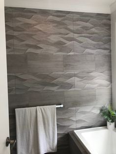 Bathroom Tile Designs, Bathroom Renos, Modern Bathroom Design, Small Bathroom, Bathroom Ideas, Tile Layout, Master Shower, Bath Remodel, Bathroom Inspiration