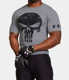 Men s Under Armour® Alter Ego Punisher Team Compression Shirt  a7a6736fae9