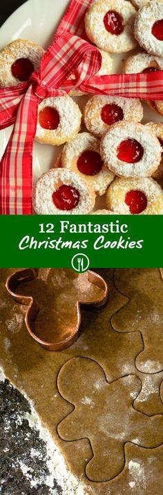 Make cookies that Santa will love!