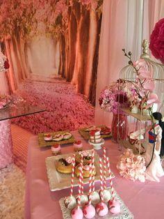 Mulan/Cherry Blossom/ Chinese  Birthday Party Ideas | Photo 1 of 30