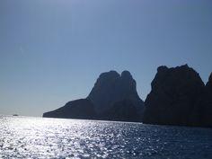 Ibiza . . . on a boat!