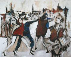 Gerardo Horacio De Gioia                         Día de Baile, 2012