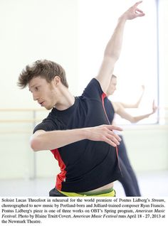 "OBT - Rehearsal for Pontus Lidberg's ""Stream"" by Oregon Ballet Theatre, via Flickr"