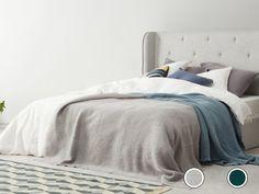 Ormond Super King Size Bed with Storage, Chic Grey Attic Playroom, Attic Loft, Attic Rooms, Attic Library, Attic Bathroom, Roof Storage, Attic Storage, Bed Storage, Attic Renovation
