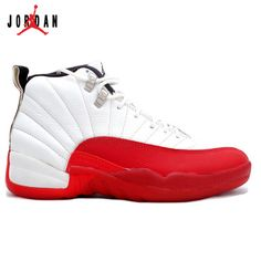 buy online 26ece e65c4 130690-161 Air Jordan Cherry 12 (XII) Original (OG) White Cherry Red A12004, Jordan-Jordan 12 Shoes Sale Online