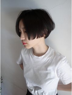 83 Hottest Bob Haircuts for Every Hair Type - Hairstyles Trends Cute Bob Haircuts, Wavy Bob Hairstyles, Cabello Hair, Japanese Hairstyle, Wavy Bobs, Hair Reference, Hair Shows, About Hair, Grow Hair