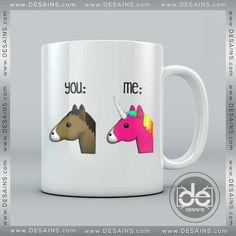 Buy Custom Mug You and Me Funny Ceramic Coffee Mugs