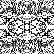 Abstract Repeating Pattern    Designer: Iryna Moshenska    Available as a vector file on www.patterndesigns.com