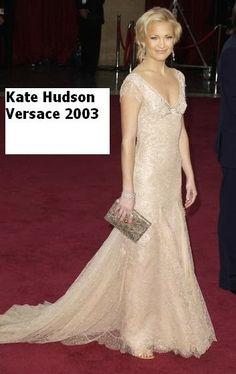 Kate Hudson, Oscars red carpet 2003