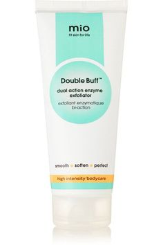 Mio Skincare - Double Buff Dual Action Enzyme Exfoliator, 150ml - Colorless