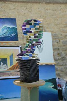 Edition 2014... un autre type de sculpture... © SylR