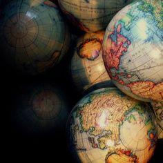 A Gaggle of Globes