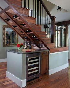 Unbelievable Storage Under Staircase Ideas