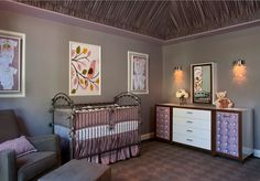 This nursery is gorgeous!