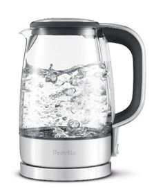 Breville USA BKE595XL The Crystal Clear Electric Kettle: Amazon.com: Home & Kitchen