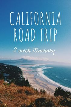 This is my two week road trip guide to California. It's packed with road trip tips for the perfect California road trip itinerary. Learn more here. Places To Travel, Travel Destinations, Destination Voyage, Road Trip Hacks, Roadtrip, United States Travel, California Travel, Visit California, Northern California