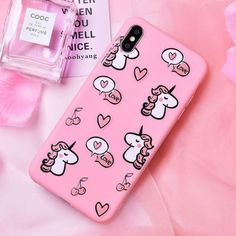 Pink Unicorn iPhone 6 Case New Look