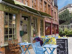 Bistro La Douce, Antwerp, Belgium #belgie #belgique #travel