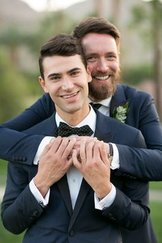 Photography: Michael Segal Photography - michaelsegalweddings.com Read More on SMP: http://www.stylemepretty.com/california-weddings/2016/06/08/this-same-sex-wedding-sets-the-record-for-chicness/