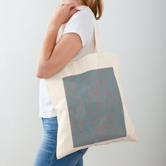 """""""Tringa XIV (small pattern)"""" Tote Bag by BlertaDK 